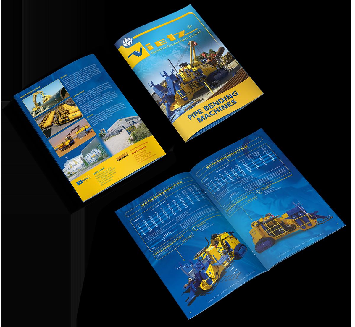 Beispiel Grafikdesign, Visitenkarte, Anzeige, Briefbogen, Imagebroschüre