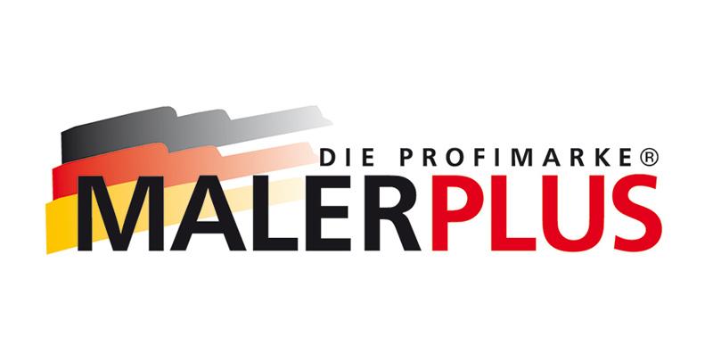 Logodesign Hannover - Logo für Malerplus - die Profimarke