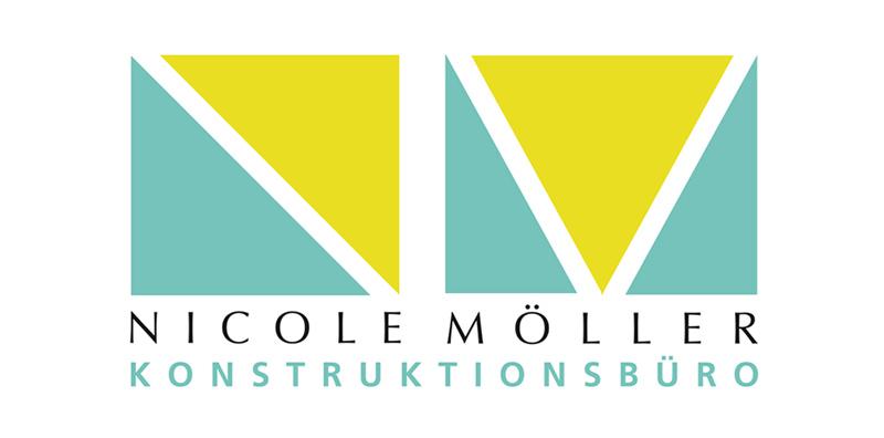Logodesign Hannover - Logo für Nicole Möller Konstruktionsbüro