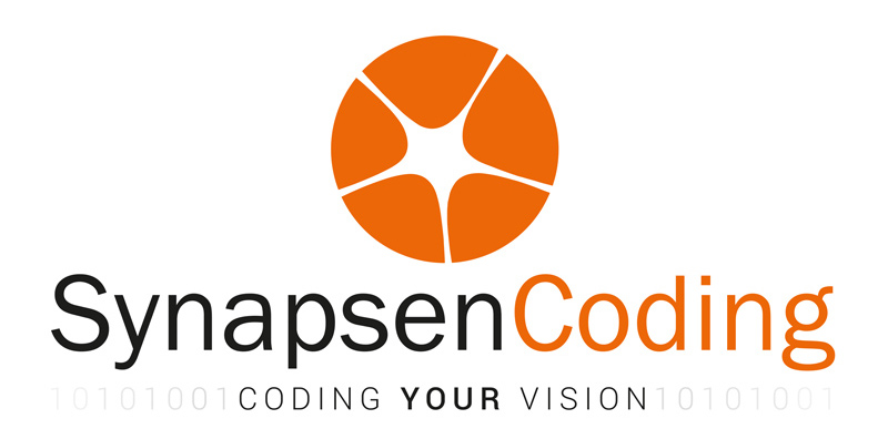 Logodesign Hannover - Logo für SynapsenCoding