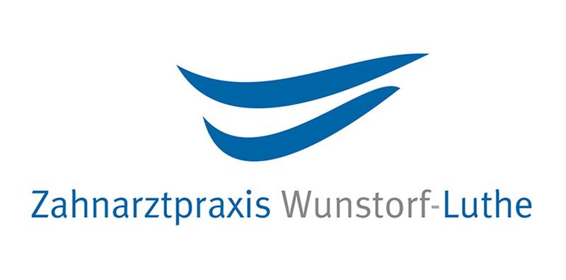 Logodesign Hannover - Logo Zahnarztpraxis Wunstorf-Luthe