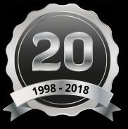 1998 - 2018 - 20 Jahre Werbeagentur Popkendesign