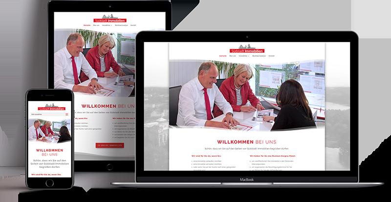 Webdesign - Responsive Website für Profi-Tanz.de