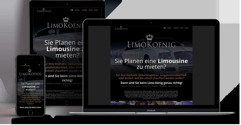Webdesign - Responsive Website für ELEA-Hannover