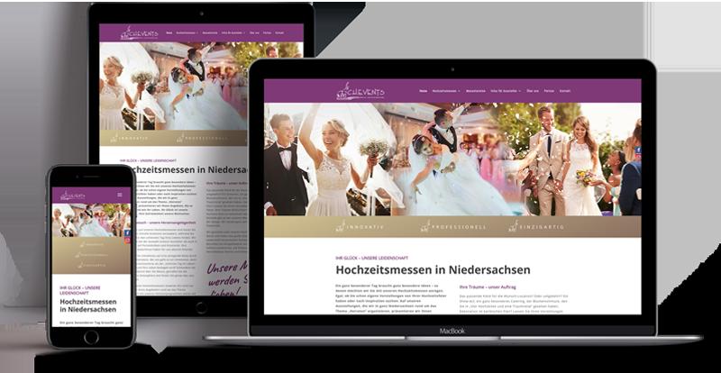 Webdesign - Responsive Website für Boutique Al-Amira